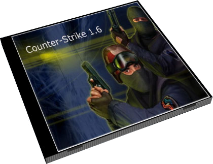 Counter Strike 1.6 Чистая оригинальная.